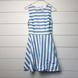 PINS AND NEEDLES Striped Dress